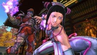 getlinkyoutube.com-Street Fighter X Tekken All Street Fighter Rival Cutscenes (3rd Costume) [1080p] TRUE-HD QUALITY