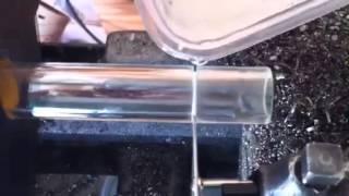 Cutting Pyrex Tubing