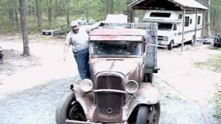 getlinkyoutube.com-1933 Chevy Truck Working 3