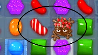 getlinkyoutube.com-Candy Crush Saga Level 658 | CRAZY FROG COLOR BOM + STRIPED CANDY