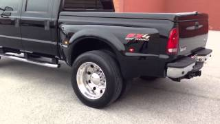 getlinkyoutube.com-2006 Ford F350 on tractor trailer 22.5