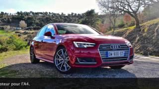 getlinkyoutube.com-Audi A4 B9 - le tour du proprio - LBA Vids