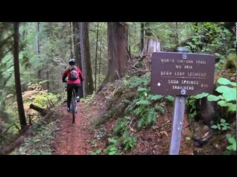 North Umpqua River Trail Oregon 3-Day Mountain Bike Adventure With Cog Wild