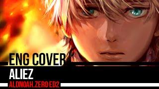 getlinkyoutube.com-「aLIEz」Aldnoah.Zero ED2 (Hereson Arr.) Full English Cover 【Scarlet】