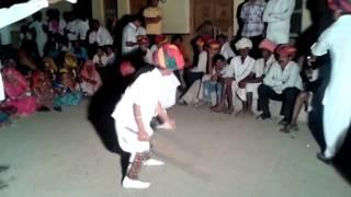 getlinkyoutube.com-Rajasthani dhol dance   Bhomesh Pawar & Omprakash Bhayal