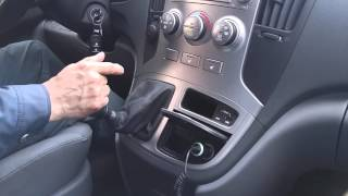 getlinkyoutube.com-그랜드스타렉스 5밴 6MT 변속