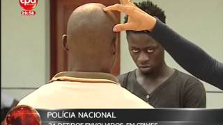 getlinkyoutube.com-Jornal Nacional Angola -  Criminalidade