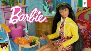 getlinkyoutube.com-Decoramos la Habitacion de Muñeca Barbie Ana + Historia con Muñecas - Juguetes de Titi