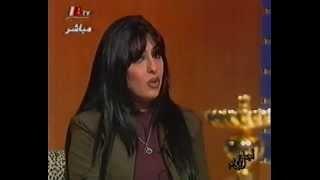 getlinkyoutube.com-لقاء نادر للفنانة زينب العسكري