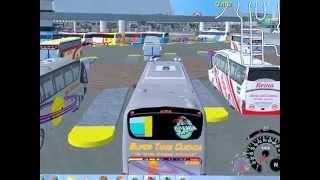 getlinkyoutube.com-18 WOS PTTM MOD BUS ECUADOR Marcopolo G6 Viaggio 1050 Scania