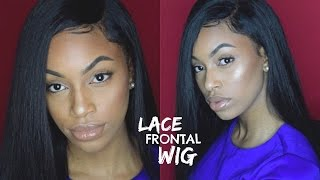 getlinkyoutube.com-How To Make a Lace Frontal Wig (Very Detailed/ Beginner Friendly!)