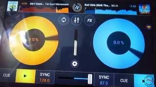 getlinkyoutube.com-Cross DJ App Review[Android]|Best DJ App