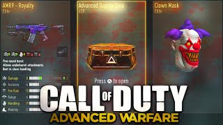 getlinkyoutube.com-Advanced Warfare: Legendary Searching! (Supply Drop Opening)