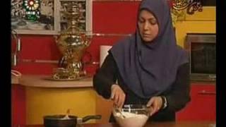 getlinkyoutube.com-شیرنی ایرانی کیک زنجبیلی Zanjbaily Cake