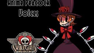 getlinkyoutube.com-[Skullgirls] Anime Peacock Voices