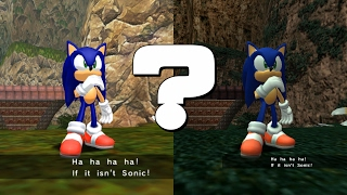 getlinkyoutube.com-The Definitive Way to Play Sonic Adventure