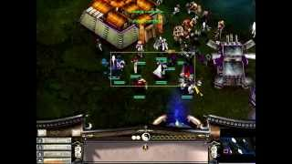 getlinkyoutube.com-Battle Realms ULTIMATE CLANS MASTERS,in keep all heroes & kenji with the orb after death lower form