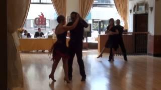 Irene/Venkat, Joanna/Michael Argentine Tango Jack and Jill
