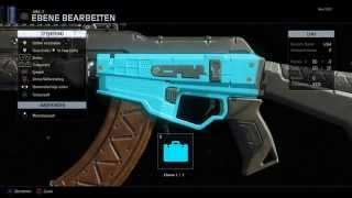 getlinkyoutube.com-BO3 | Eigene Waffentarnung erstellen! [Tutorial]