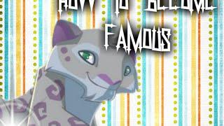 getlinkyoutube.com-How to become famous on animal jam