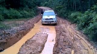 getlinkyoutube.com-Hilux Kalimantan Tengah