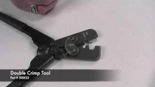 getlinkyoutube.com-American Autowire - How To Properly Use A Crimp Tool