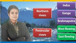 getlinkyoutube.com-G7/P4: Indian Geography-Rivers of India & Drainage System