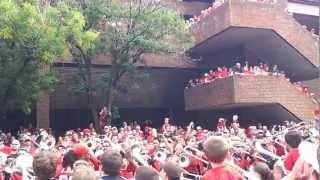 getlinkyoutube.com-UGA redcoats marching band