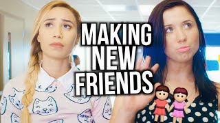 How to Survive High School: How To Make New Friends!