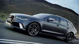 getlinkyoutube.com-Audi RS 6 Avant MY 2013 - Presentation