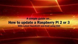 getlinkyoutube.com-Kodi Update on Raspberry Pi manually using SSH (OpenElec)