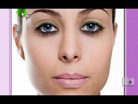 Criar maquiagem digital