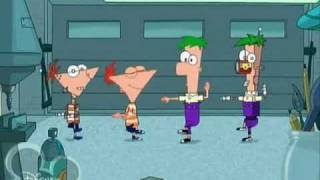 getlinkyoutube.com-Phineas & Ferb - Phineadroids and Ferbots [DUTCH]