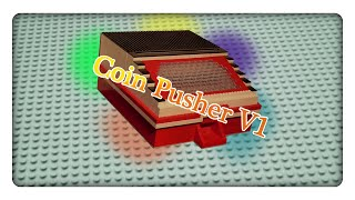 LEGO Coin Pusher V1
