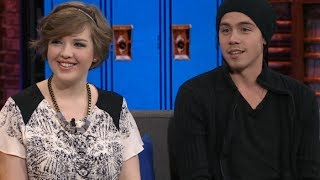 getlinkyoutube.com-After Degrassi: Aislinn Paul & Munro Chambers