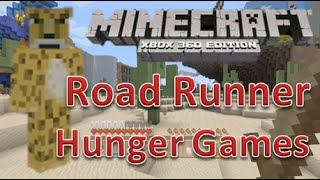 getlinkyoutube.com-Minecraft xbox 360 Hunger Games | Beep Beep (Road Runner) | Map Download | Survival Games