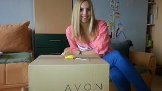 getlinkyoutube.com-Avon Otvaranje Paketa Septembar C13