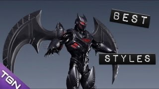 getlinkyoutube.com-The Best Complete Styles of DC Universe Online