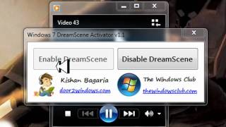 getlinkyoutube.com-Activar El DreamScene En Windows 7  [HD]