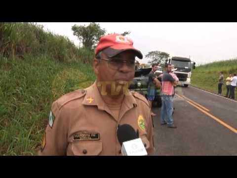 Ex-vereador de Xambrê morre em grave acidente na PR-489