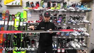 getlinkyoutube.com-Volkl Mantra 2016 ski review