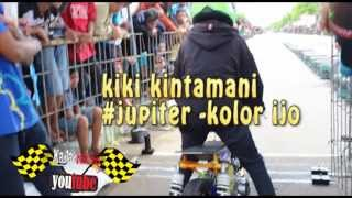 getlinkyoutube.com-Ramenya!!!! Drag Bike Bebek 4 tak tu 125 -130 cc