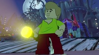 LEGO Dimensions - Shaggy Open World Free Roam (Character Showcase)