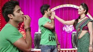 "getlinkyoutube.com-""Anasuya and DJ Ravi"" Unseen Awesome Dance Performance || Kiraak Comedy Show"