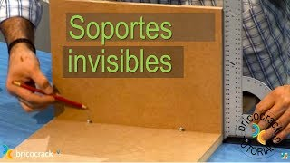 getlinkyoutube.com-Poner soportes invisibles (Bricocrack)