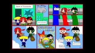 Comic ppgxrrb part 1