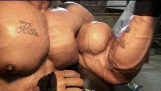 getlinkyoutube.com-Bodybuilder muscle in motion - MostMuscular.Com ULTRA Jan. 2013 superclip promo