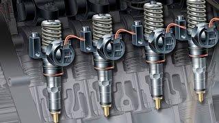 getlinkyoutube.com-Регулировка насос-форсунок Volkswagen