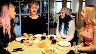 getlinkyoutube.com-Sweet California - Finish Food Challenge with Benjamin (Vlog)