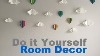 getlinkyoutube.com-แต่งบ้าน DIY : Room Decor for Boys l Tk Sasitorn